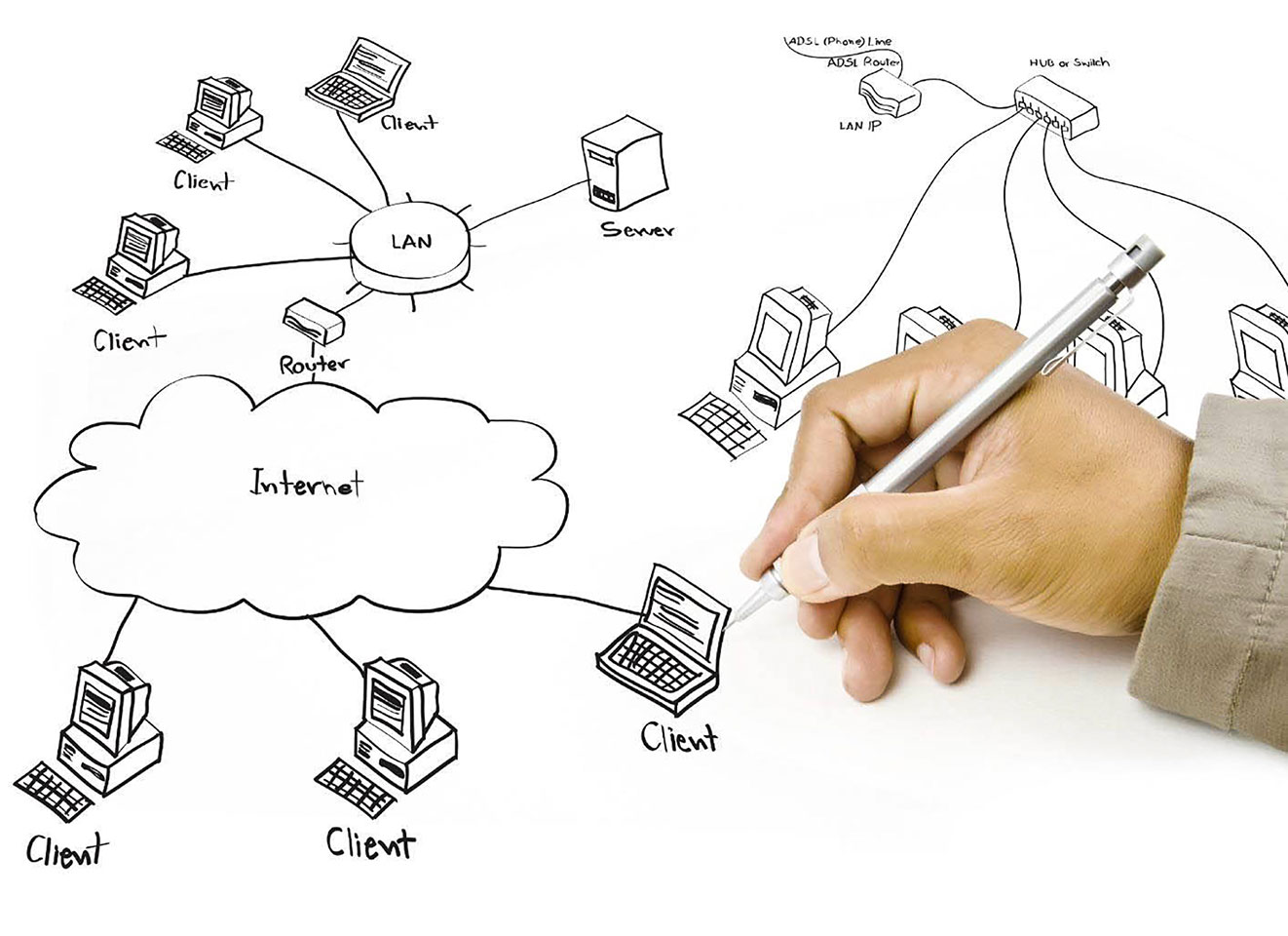 Bali IT Networking Services
